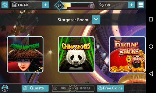 FoxwoodsONLINE - Free Casino screenshots 2