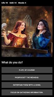 Rogue's Choice: Choices Game RPG