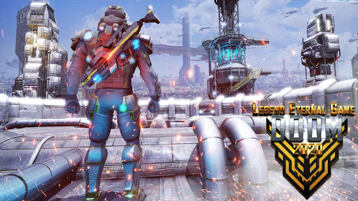 DOOM Legend 2020 - Eternal MMORPG Idle Game  screenshots 2