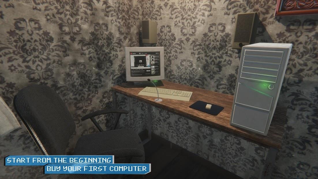Streamer Simulator
