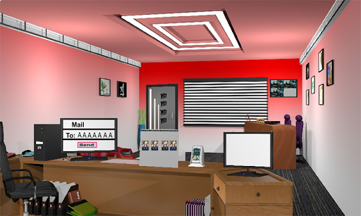 3D Escape Games-Puzzle Office 2 screenshots 2
