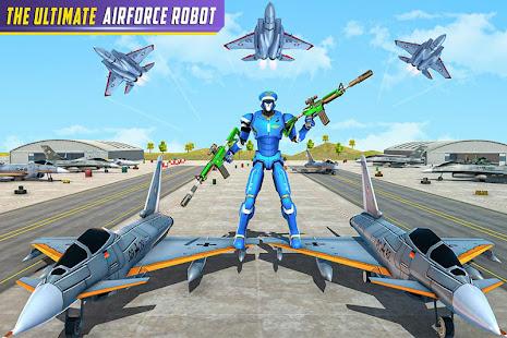 Download Robot Fps Shooting Games: Counter Terrorist Strike For PC Windows and Mac apk screenshot 4