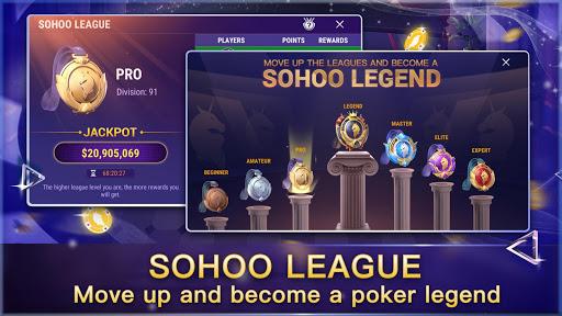 Sohoo Poker - Texas Holdem Poker  screenshots 8
