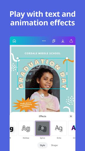 Canva: Graphic Design, Video Collage, Logo Maker screenshots 5