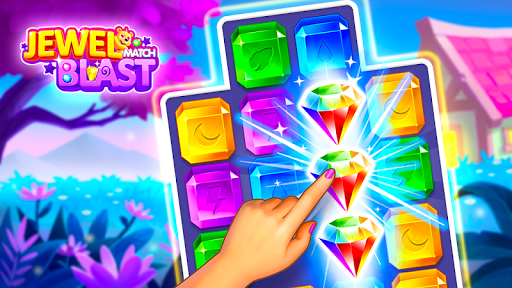Jewel Match Blast - Classic Puzzle Games Free 1.4.3 screenshots 18