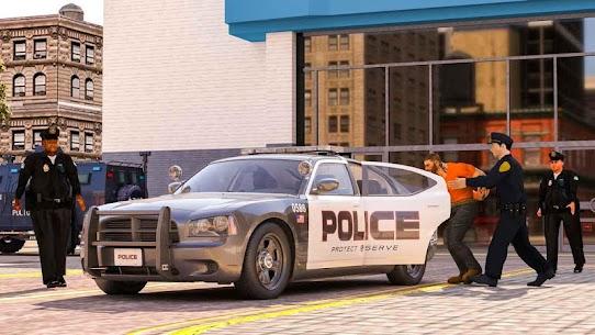 virtual police officer simulator Mod Apk 1.0.6 (Unlimited Money) 1