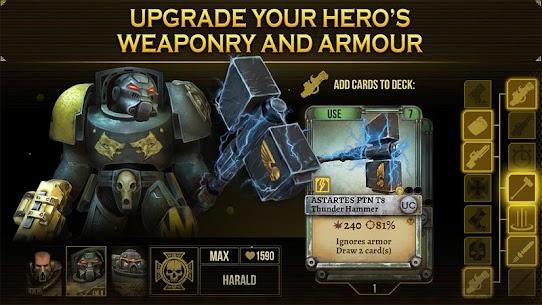 Warhammer 40,000: Space Wolf 1.4.20.3 Apk + Data 4