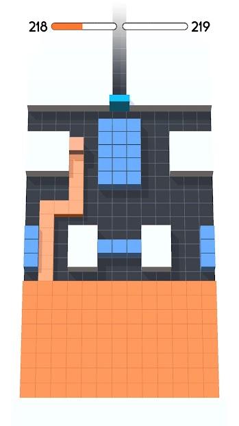 Color Fill 3D Android App Screenshot