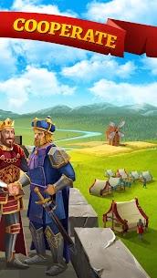 Empire: Four Kingdoms MOD (Unlimited Money) 3