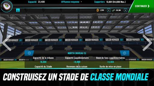Soccer Manager 2021 - Jeu de Gestion de Football APK MOD (Astuce) screenshots 4
