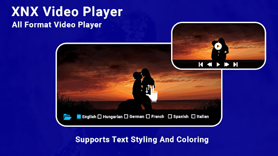 Image For XNX Video Player : XNX Videos HD Player Versi 1.1 2