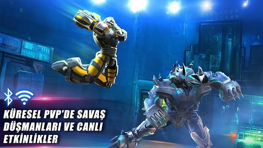 Real Steel World Robot Boxing + Para Hileli Apk v54.54.126 3