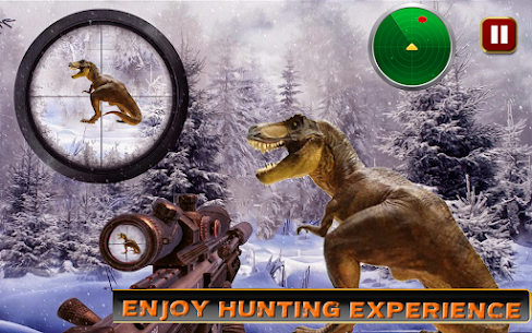 dino hunting 2020: Dinosaur games MOD APK 1.6 (Unlimited Currency) 3