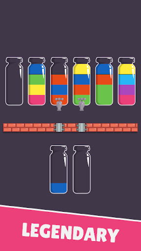 Cups - Water Sort Puzzle screenshots 21