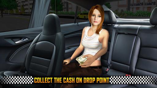 Taxi Simulator : Modern Taxi Games 2021  screenshots 2