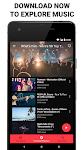 screenshot of Free Music & Videos - Music Player