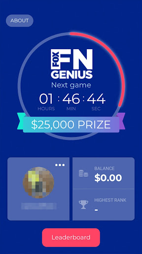FNGenius: Live Game Show 1.0 Screenshots 1