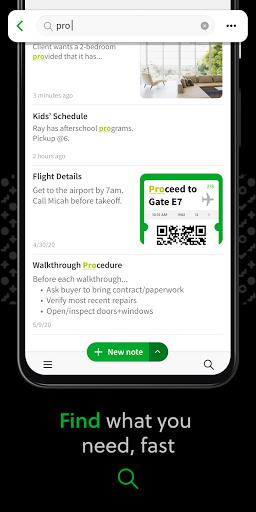 Evernote - Notes Organizer & Daily Planner apktram screenshots 4