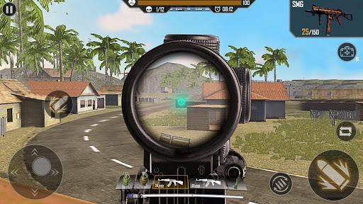Squad Survival Battleground Free Fire-Gun Shooting 1.0.1 Screenshots 12