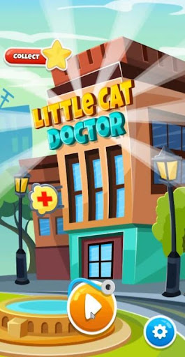 Little Cat Doctor Pet Vet Game screenshots 4