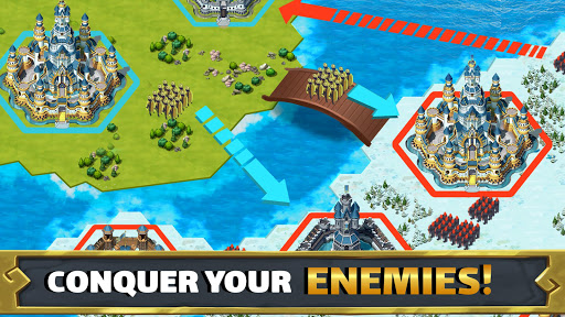 Million Lords: Kingdom Conquest - Strategy War MMO 3.0.5 screenshots 13