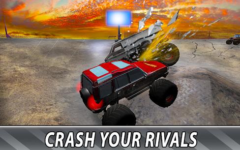 Monster Truck Derby 3D 1.4 Android Mod + APK + Data 2