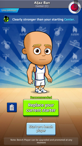 Idle Five Basketball android2mod screenshots 5