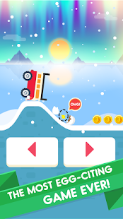 Egg Car - Don't Drop the Egg! Screenshot