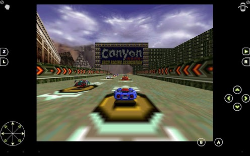 ClassicBoy (32-bit) Game Emulator Screenshot