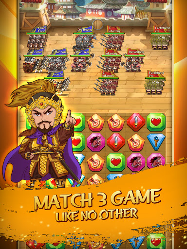 Match 3 Kingdoms: Epic Puzzle War Strategy Game 1.1.134 screenshots 3