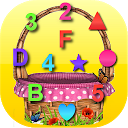 Bucket Funny - Digits, Figures, Letters