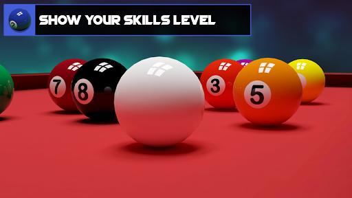 real pool strike : mini balls table screenshot 1