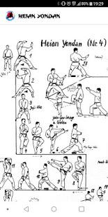 Shotokan & Shito-Ryu Karate Katas