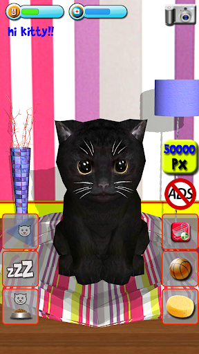 Kitty lovely   Virtual Pet For PC Windows (7, 8, 10, 10X) & Mac Computer Image Number- 12