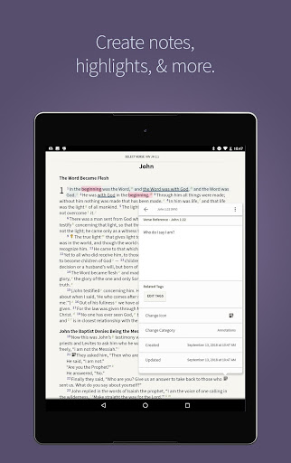 Bible App by Olive Tree 7.9.1.0.338 Screenshots 21