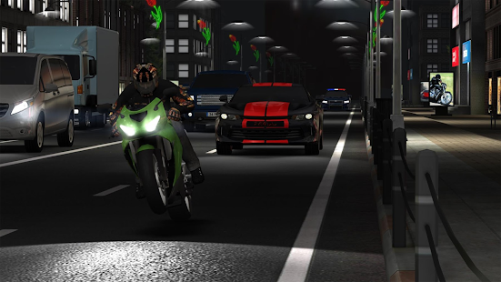 Racing Fever: Moto screenshots apk mod 1