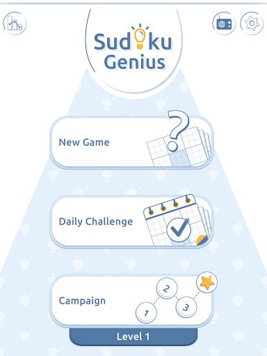 Sudoku Genius - sudoku free games  screenshots 8