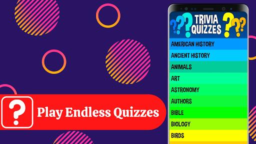 Trivia Quest - Fun Trivia Questions & Quizzes Game  Screenshots 1