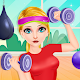 Fitness Girl: Gym Workout Games for Girls