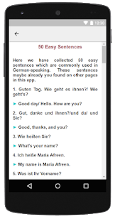 Basic German Language Learning App For Beginners 5.0.8 Mod APK Updated 3