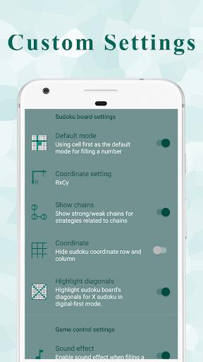 Ninja Sudoku - Classic & Killer Sudoku logic hint Apkfinish screenshots 8