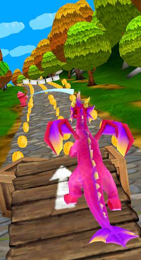 Flying Dragon Run - Dragon World Dino Simulator 1.2.0 screenshots 7