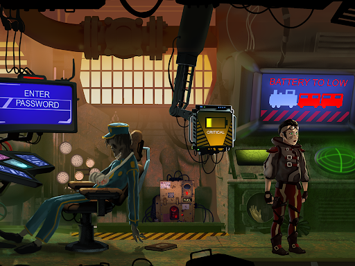Adventure Reborn: story game point and click 1.33 screenshots 12
