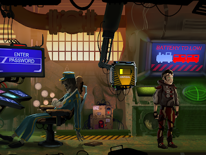 Image For Adventure Reborn: story game point and click Versi 1.38 10