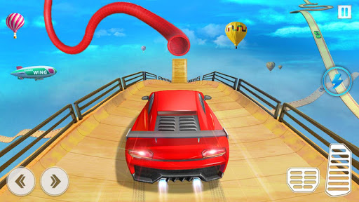 Mega Ramp Car Racing Stunts 3D: New Car Games 2021 4.5 Screenshots 13
