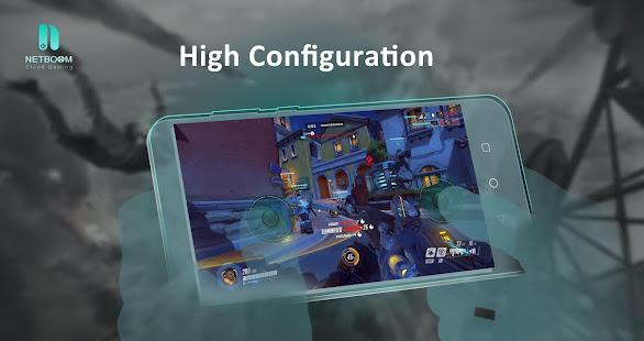 Netboom - ud83cudfaePlay PC games on Mobile 1.2.7.0 Screenshots 1