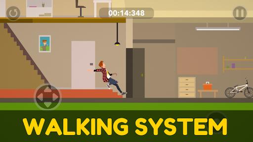 Draw Rider 2 Free - happy bike racing games screenshots 4