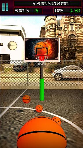 Basketball Local Arcade Game  screenshots 3