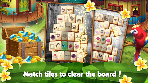 Mahjong World Adventure - The Treasure Trails  screenshots 1
