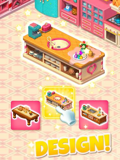 Candy Legend: Manor Design 123 screenshots 10
